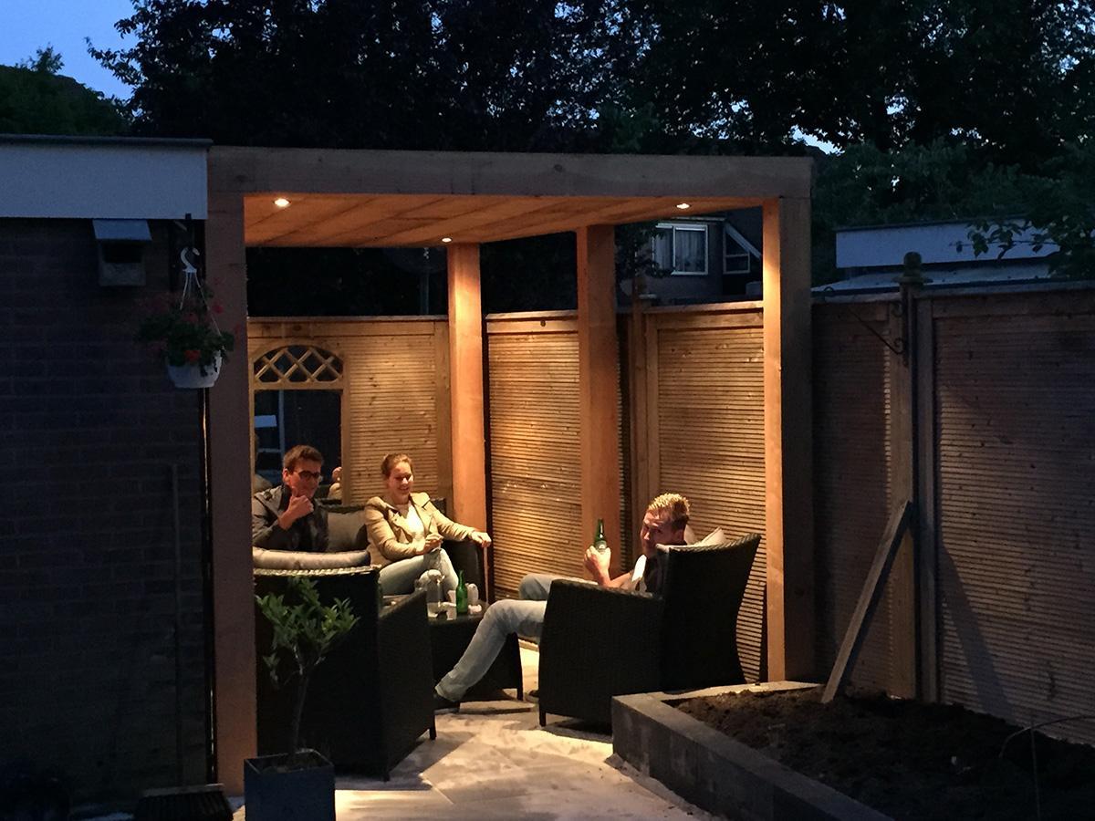 Al het houtwerk voor in uw tuin - Hans Barmentlo Hoveniers